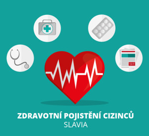 Zdravotní pojištění cizinců SLAVIA