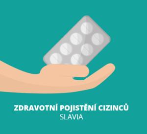 Zdravotní pojištění cizinců - platba za léky
