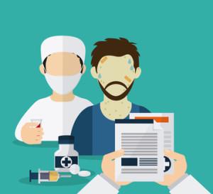 Zdravotní pojištění cizinců - pojistná událost