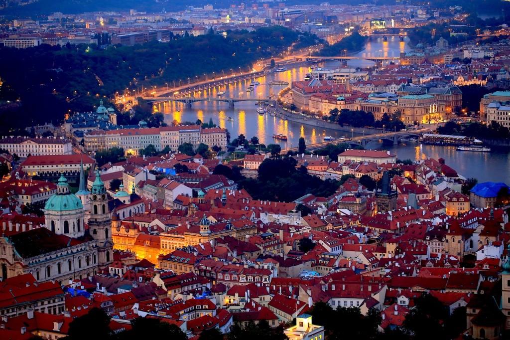 Jak jsem se přistěhoval do Prahy